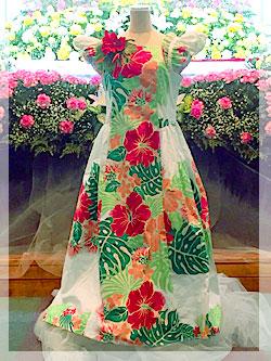 故人様愛用のドレス