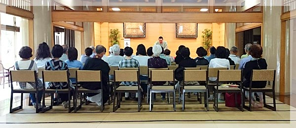 「いわさき寄席in蓮花院会館」を開催しました。